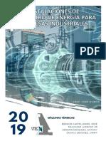 Informe Del Proyecto Final de Maquinas Termicas