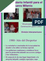 El_Ministerio_Infantil_para_el_Nuevo_Milenio.ppt