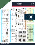 Diagrama VOLKSBUS_Gerenciamento Eletrônico-D08 - EDC7 PTM_4e6cil-A3