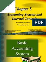Bab 5 Sistem Akuntansi Dan Pengendalian Intern