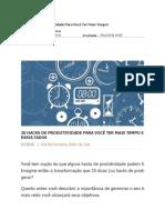 Ebook de Bioenergetica