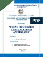 Monografia Biomimesis Almonacid Meliza-quispe Javier