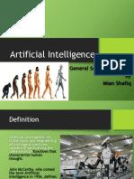 Artificial Intelligence slides