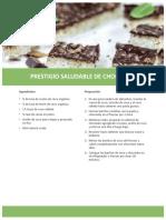 PRESTIGIO DE CHOCOLATE
