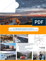 Offre Normandie Innovation tour 2019 - Rouen - Consulting TIME - AES Events&Fairs