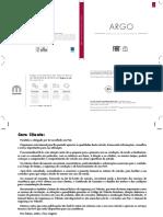 Manual Fiat Argo 2019