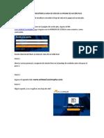 Manual Para Registrar Hv en Acción Plus