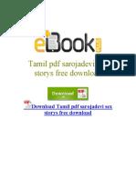 Tamil PDF Sarojadevi Sex Storys Free Download