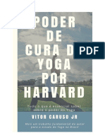 Poder de Cura Do Yoga Por Harvard