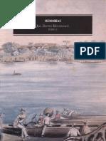Memorias. Jean Baptiste Boussingault. T. 1