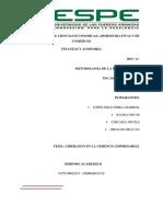 Proyecto de Invetigacion _liderazgo en La Gerencia Empresarial