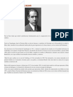 Biografía de Dalton, Brhr, Thomson, Rutherford
