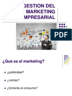 Gestion Del Marketing Ppt