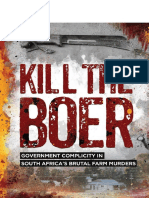 Ernst Roets - Kill the Boer