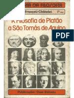 CHATELET_História Da Filosofia - I Vol
