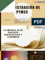 Expo Administracion de Pymes