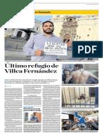 Último refugio de Villca Fernández
