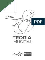 Teoria Musical Oficina de Choro 2018 01