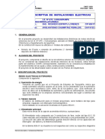memoria descriptiva I.E. Nº 475  COMUNPAMPA.doc