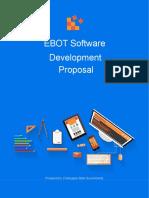 Ebot Proposal