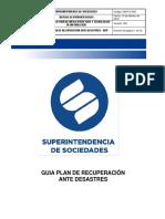 GINT-G-005 Guia Plan de Recuperacion Ante Desastres DRP