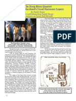Deep River Quartet Article