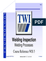 TWI Welding Training 7