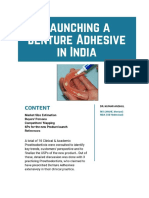 Case Study- Denture Adhesive