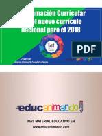 programacinanualyunidadconelnuevocurriculonacional2018