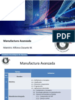Manufactura Avanzada Unidad 1