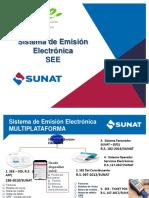 Comprobantes de Pago Electronicos 2018