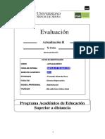 Evaluacion Actualizacion II 19-I