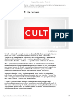 Nietzsche, Filósofo Da Cultura - Revista Cult