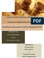 Distributor Financing In Unilever Bangladesh.pdf