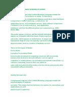AP5 – AA2 –Ev2 Analysis Vocabulary in Context