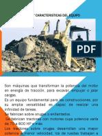 Maquinaria Para Construcción de Terraplenes Mn