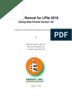 LPile 2018 User Manual.pdf