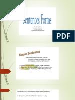 Structures of Sentence Bbk