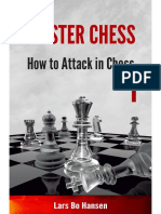 Master Class 1 How to Attack in Chess