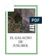 Cuadernillo Galacho Juslibol- Original