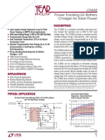 Peak Power Tracking in (MPPT) Solar Applications