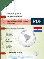 costo de vida en paraguay