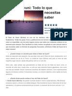 Salar de Uyuni.docx