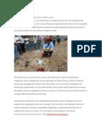 Tradiciones y Costumbres Xincas, Ladinas, Mayas, Garifunas