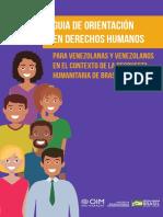 Guia Direitos Humanos Espanhol