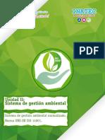 Tema 2 - Sistema de Gestión Ambiental ISO 14001