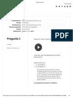 Parcial y Evaluación Unidad 1 Uni Asturias