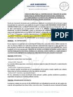 Contrato Mano de Obra 120mil