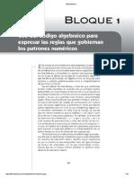 Desarrollo Del Pensamiento Algebraico - Cedillo y Cruz - Parte 20