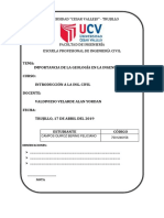 Informe de Introcuccion a La Ingenieria 2019